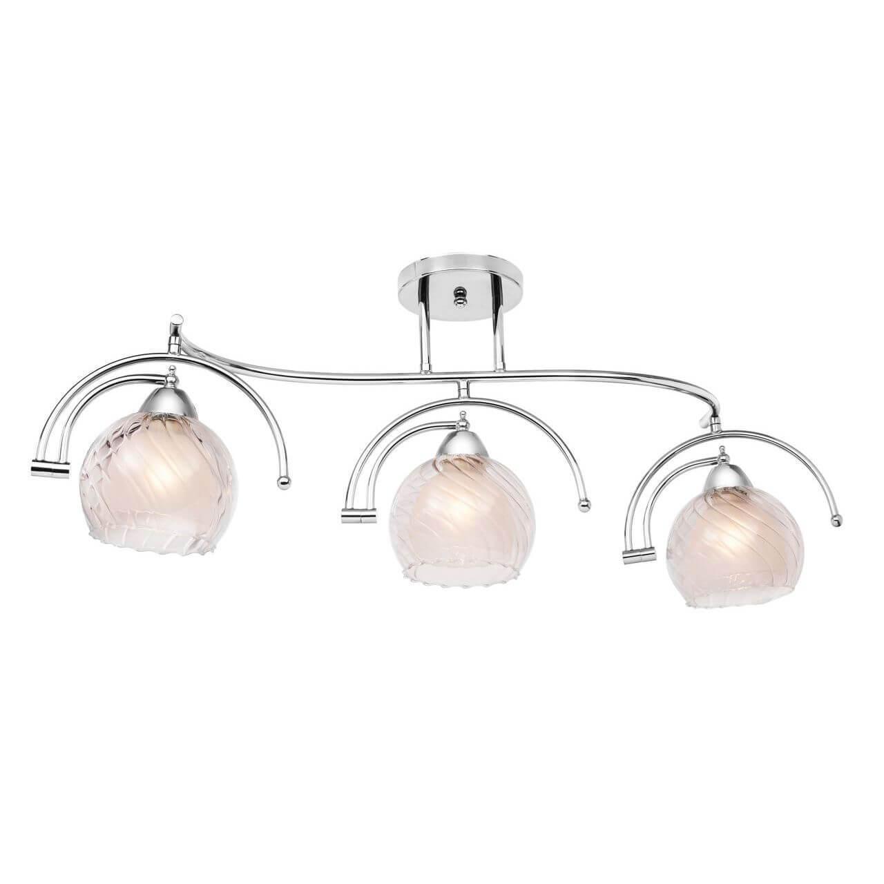 Потолочный светильник Silver Light 255.54.3, E27, 60 Вт