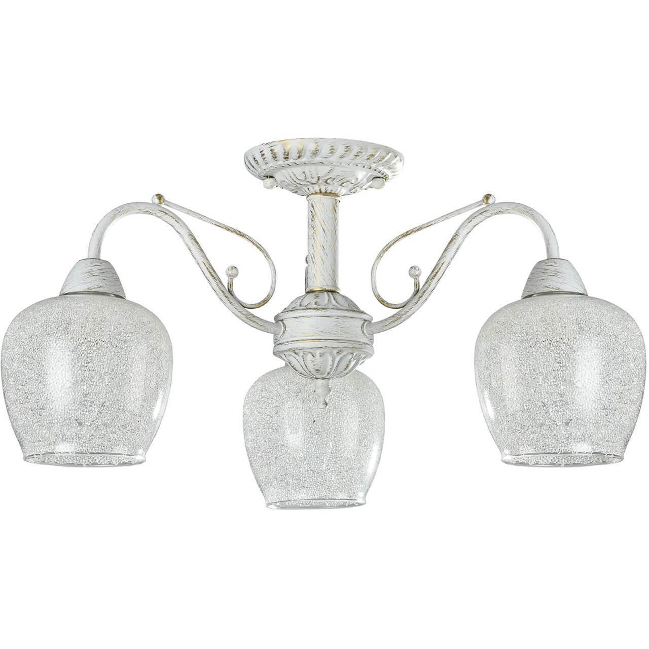 Потолочный светильник Freya FR2751-PL-03-WG, E14, 60 Вт люстра freya freya fr2751 pl 05 wg