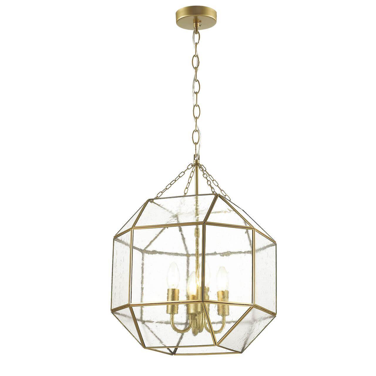 Подвесной светильник Favourite 1948-4P, E14, 40 Вт люстра favourite quadratum 1949 4p подвесная