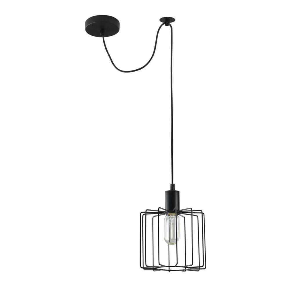 Подвесной светильник Maytoni T442-PL-01-B, E27, 40 Вт