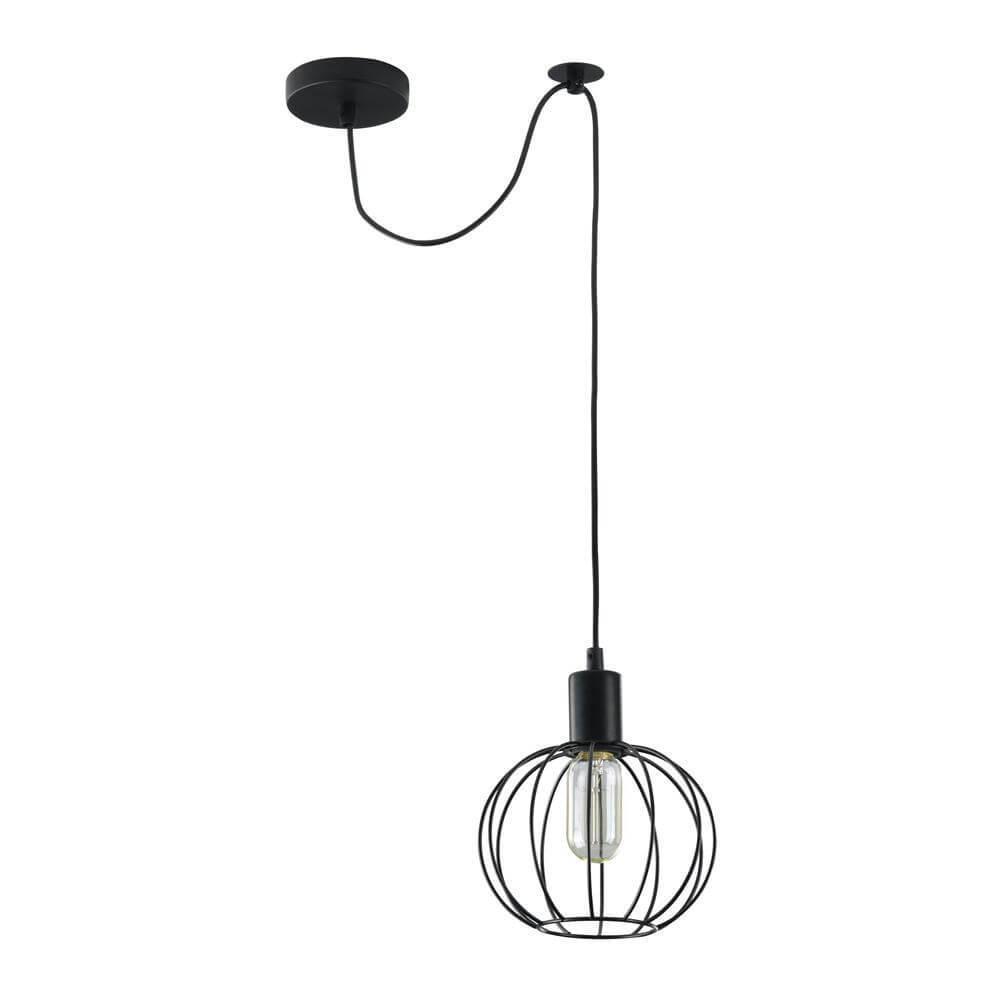 Подвесной светильник Maytoni T443-PL-01-B, E27, 40 Вт