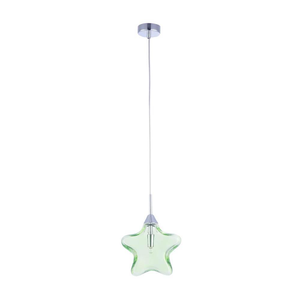 Подвесной светильник Maytoni MOD242-PL-01-GN, G9, 28 Вт светильник maytoni star mod242 pl 01 r