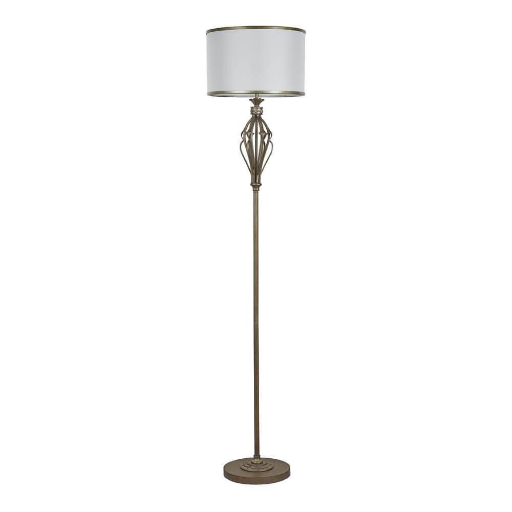 Напольный светильник Maytoni H235-FL-01-G, E27, 40 Вт подвесной светильник maytoni rive fiore h235 11 g