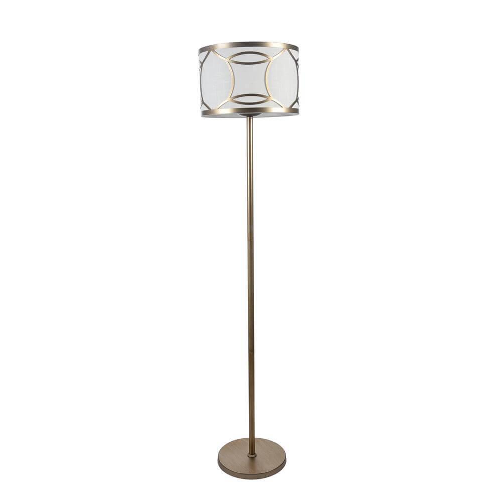 Напольный светильник Maytoni H310-FL-01-G, E27, 100 Вт