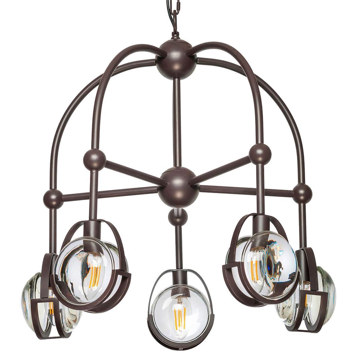 Подвесной светильник Vele Luce VL1222L05, E14, 40 Вт цены
