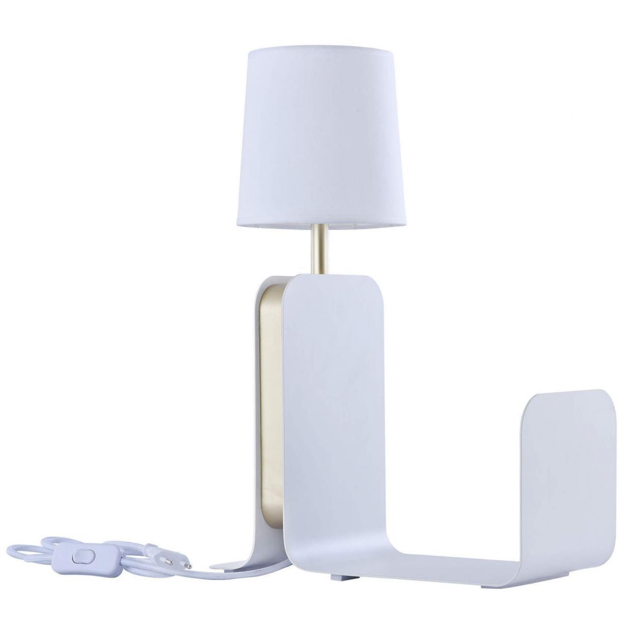 Настольный светильник Maytoni MOD618TL-01W, E27, 60 Вт