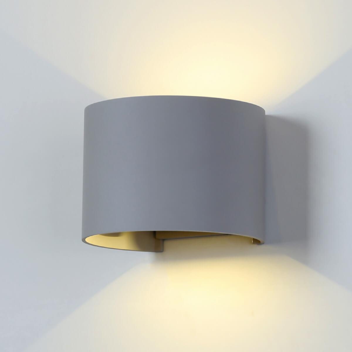 Уличный светильник Elektrostandard 4690389108921, LED уличный настенный светодиодный светильник elektrostandard 1605 techno led sokar графит 4690389086038
