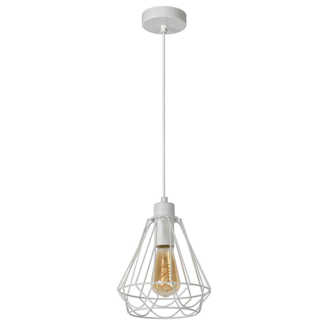 Подвесной светильник Lucide 78385/20/31, E27, 60 Вт подвесной светильник lucide boutique 31422 40 31