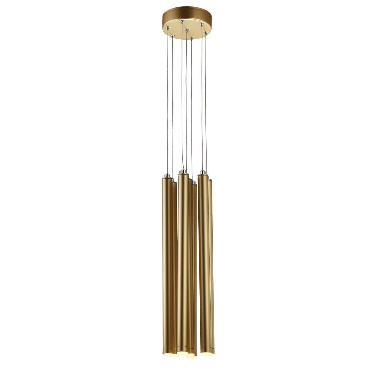 Подвесной светильник Favourite 2104-7P, LED, 2 Вт подвесная светодиодная люстра favourite organ 2104 16p