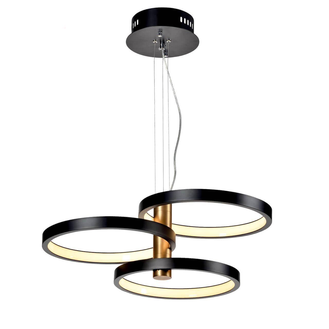 Подвесной светильник Favourite 2116-3P, LED, 40 Вт подвесная светодиодная люстра favourite organ 2104 16p