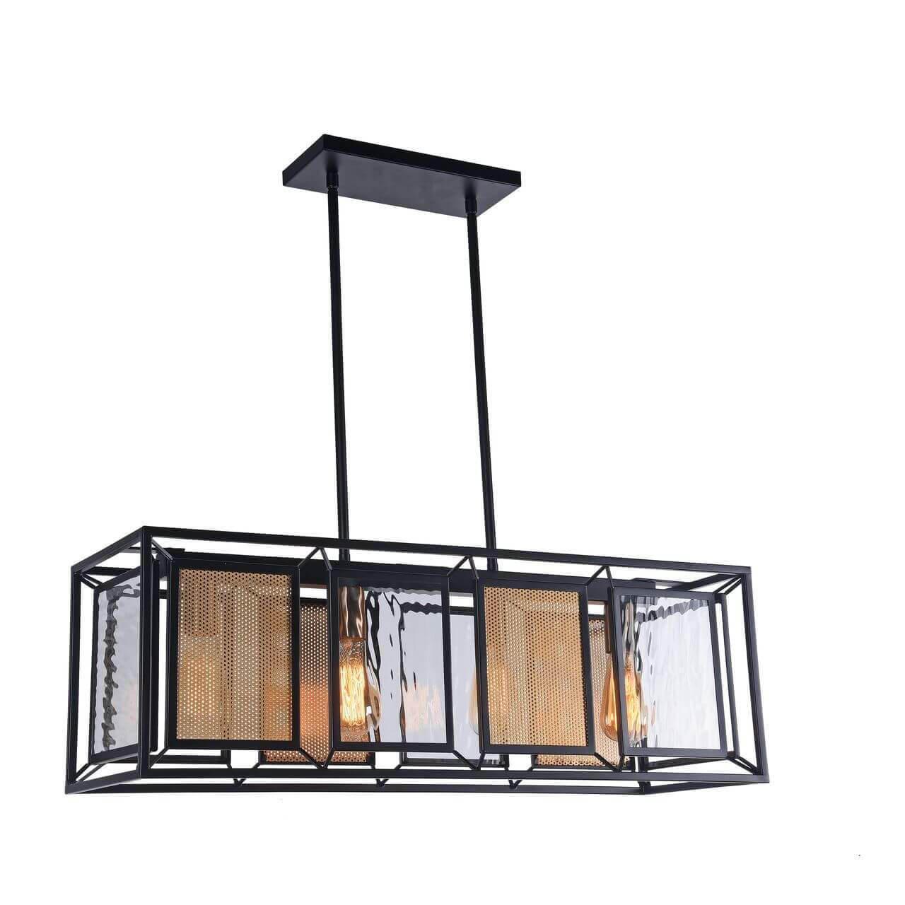 Подвесной светильник Favourite 2083-4P, E27, 60 Вт подвесной светильник favourite sibua 1713 4p