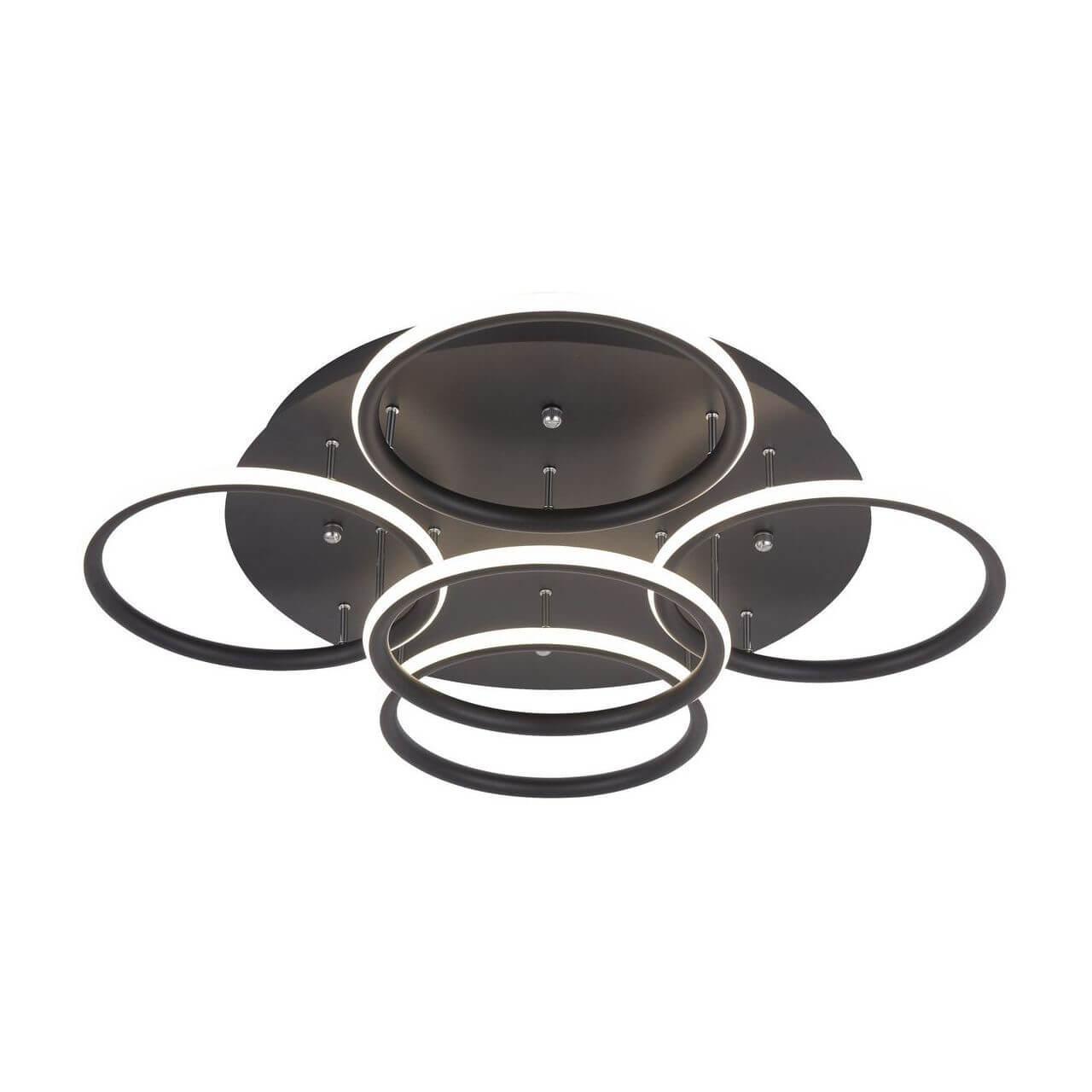 Потолочный светильник Arte Lamp A2500PL-5BK, LED, 80 Вт