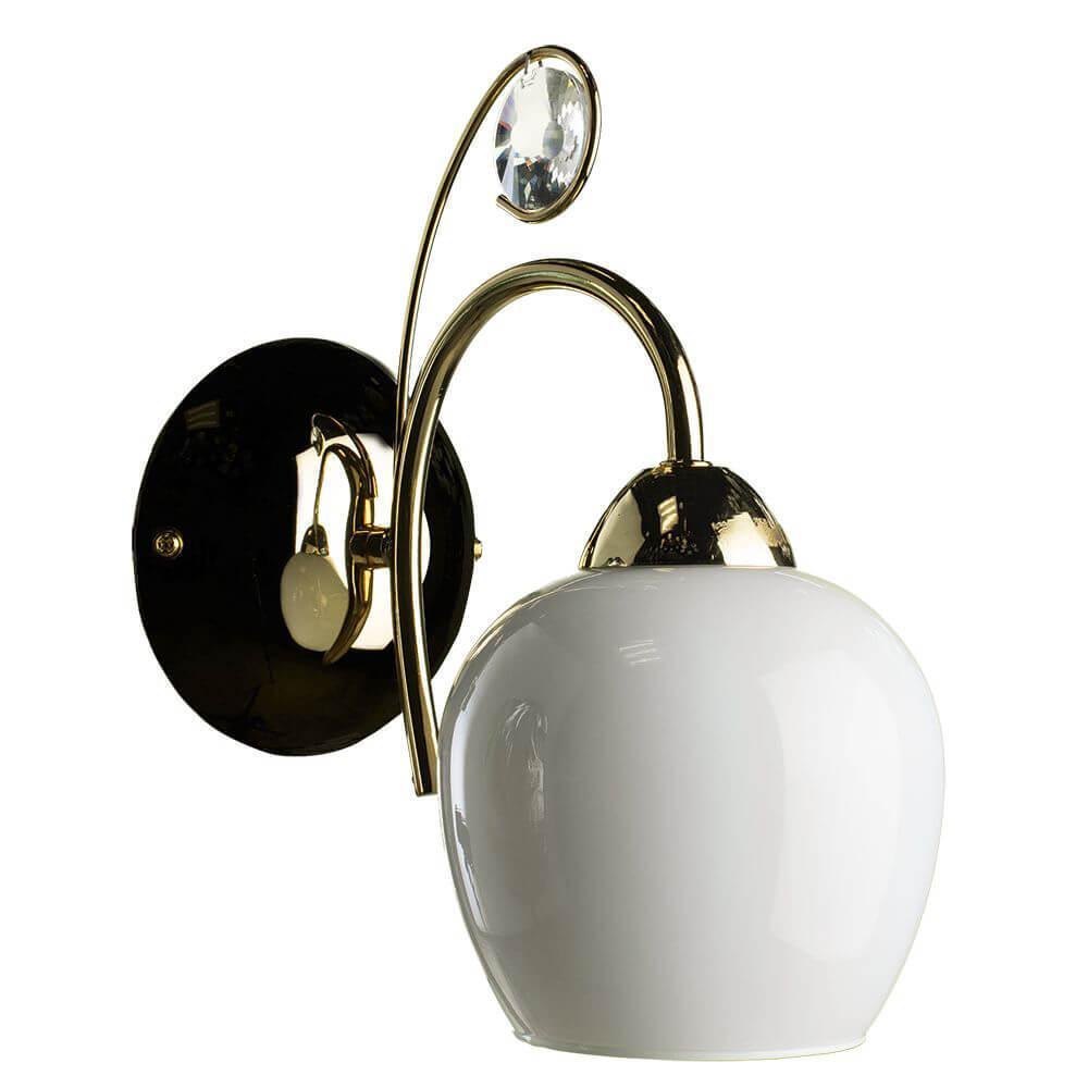 Бра Arte Lamp A9549AP-1GO, E27, 60 Вт бра a3545ap 1go arte lamp