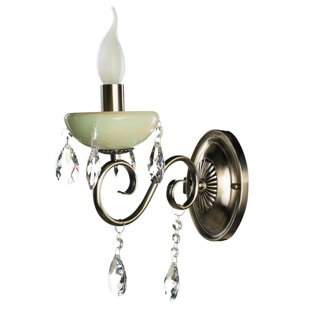 Бра Arte Lamp A9592AP-1AB, E14, 40 Вт