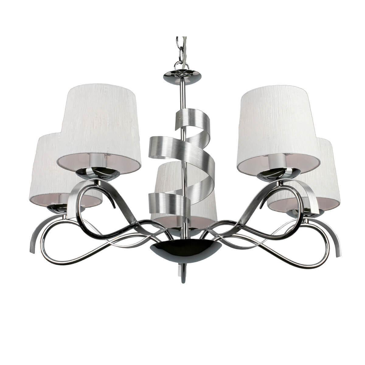 Подвесной светильник Omnilux OML-60103-05, E14, 40 Вт