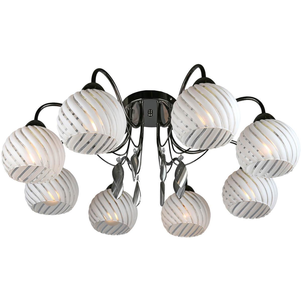 Потолочный светильник Omnilux OML-31707-08, E27, 60 Вт