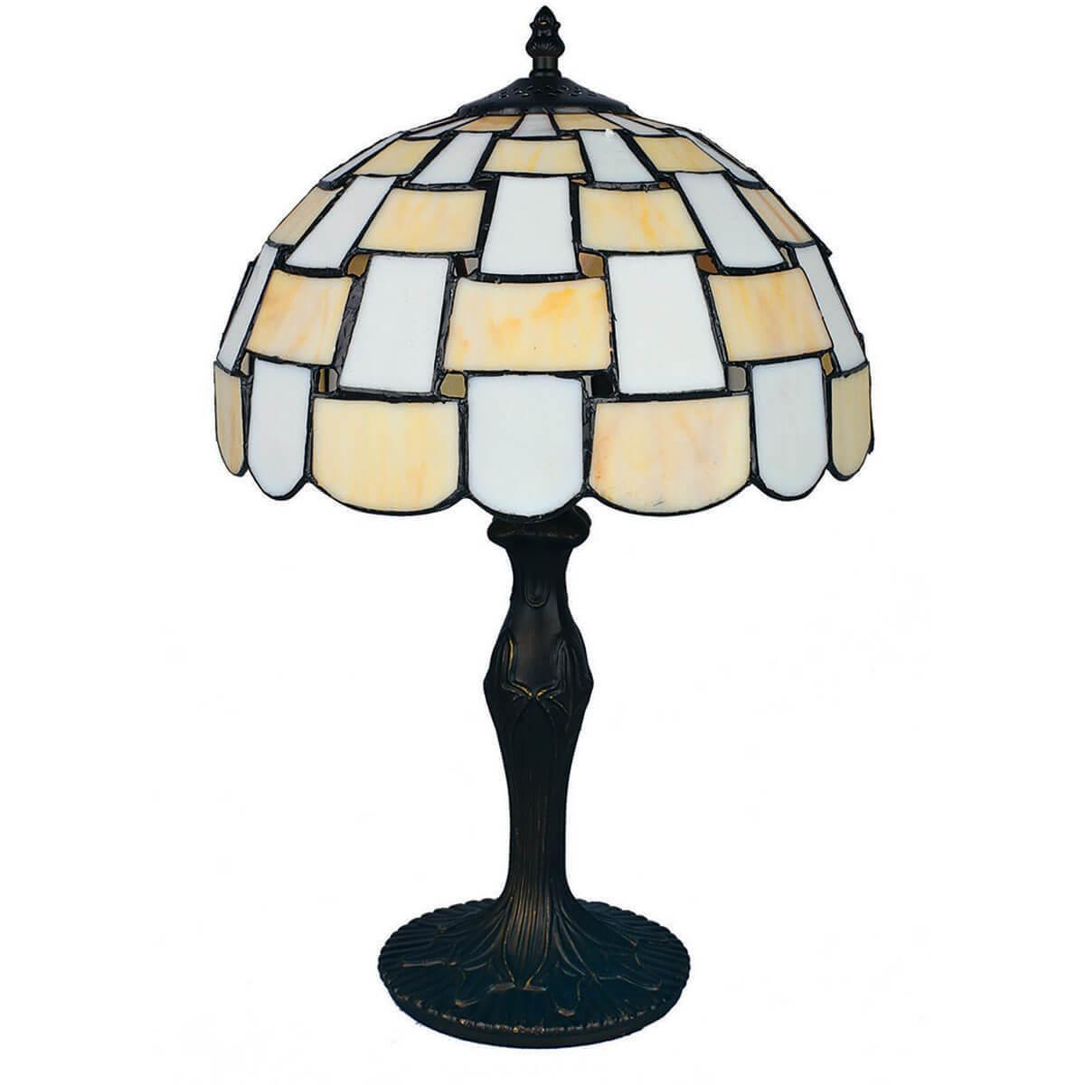 Настольный светильник Omnilux OML-80104-01, E27, 60 Вт