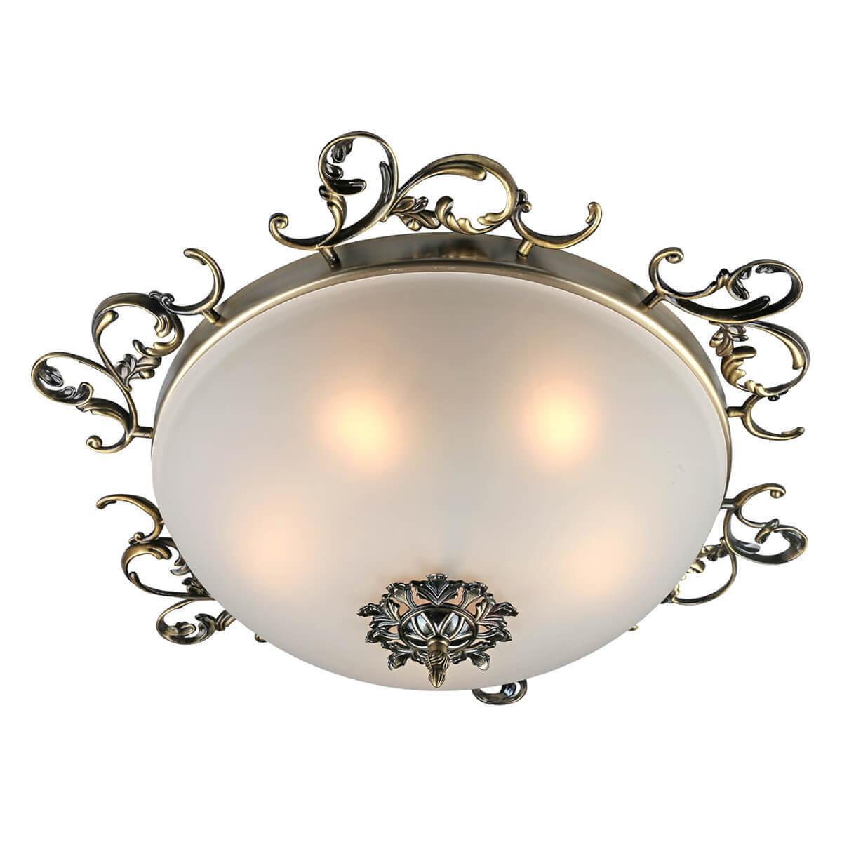Накладной светильник Omnilux OML-76507-05 E14 40 Вт