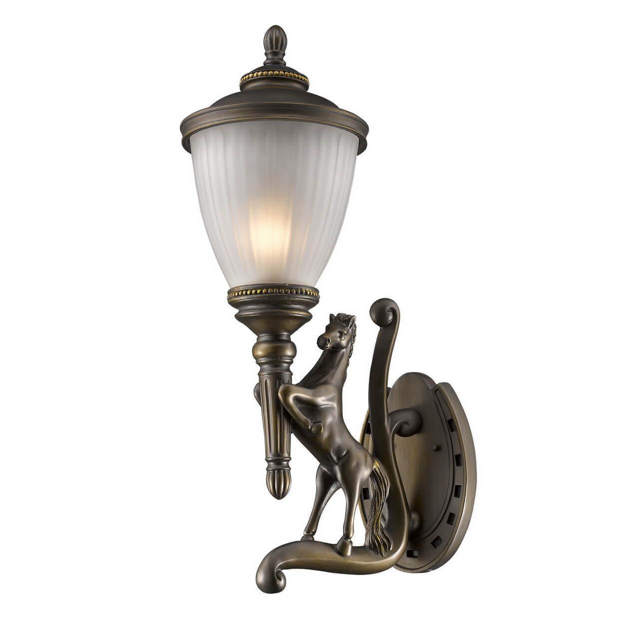 Уличный светильник Favourite 1334-1WL, E27