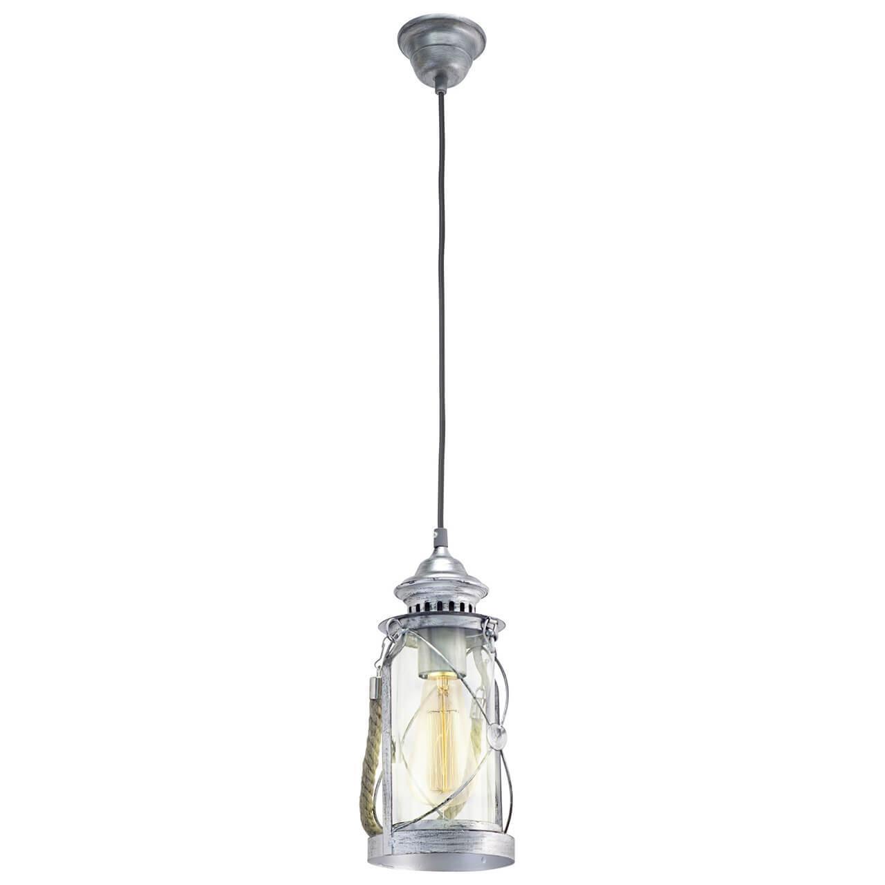 Подвесной светильник Eglo 49214, E27, 60 Вт