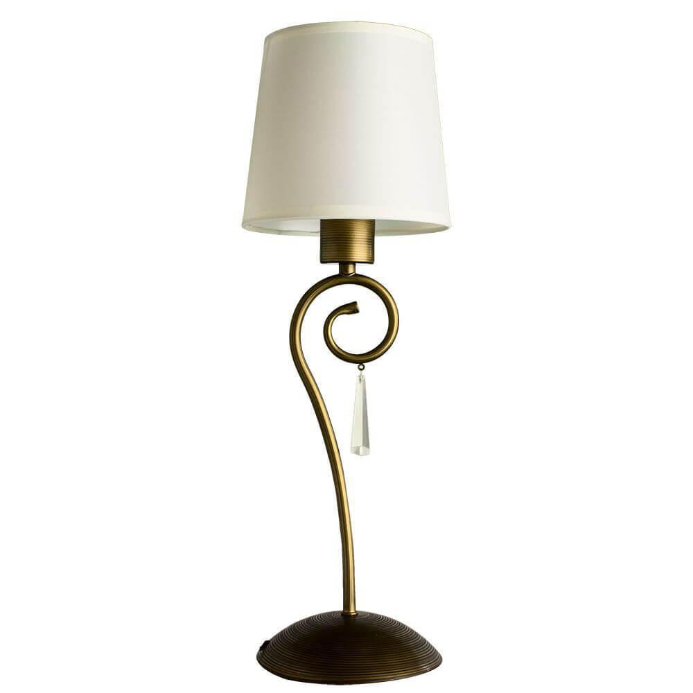 купить Настольный светильник Arte Lamp A9239LT-1BR, E27, 40 Вт дешево