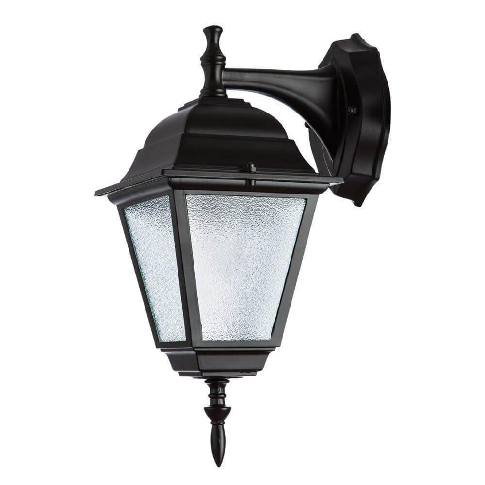 Уличный светильник Arte Lamp A1012AL-1BK, E27 цена