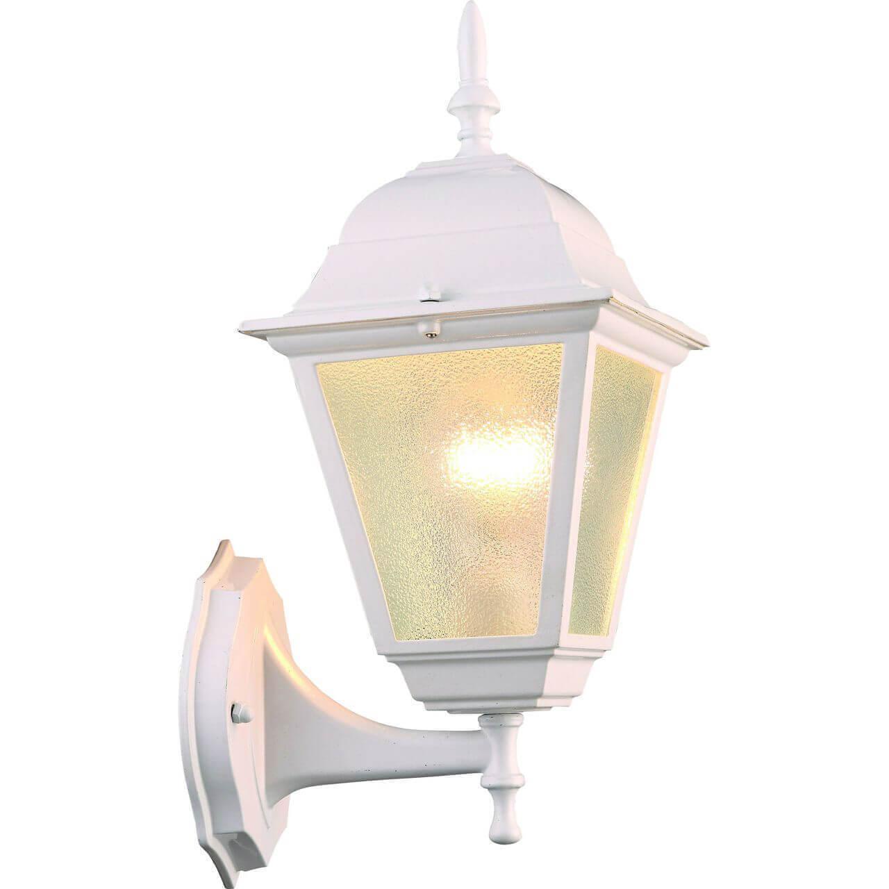 Уличный светильник Arte Lamp A1011AL-1WH, E27 arte lamp a9518pl 2ba