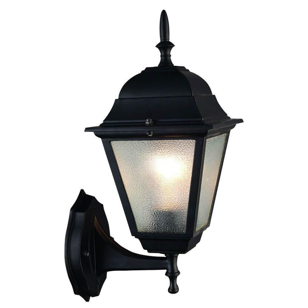 Уличный светильник Arte Lamp A1011AL-1BK, E27