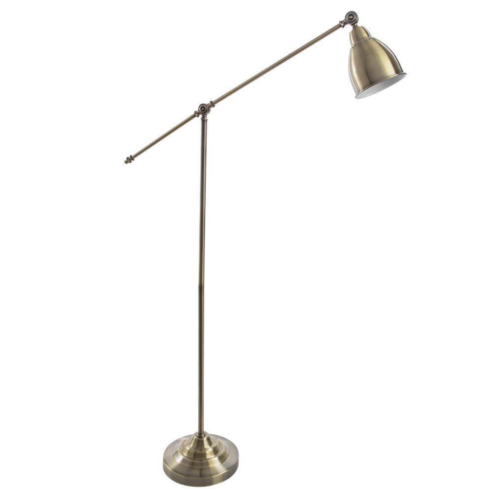 Напольный светильник Arte Lamp A2054PN-1AB, E27, 60 Вт