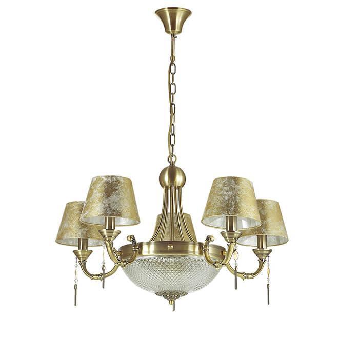 Подвесной светильник Odeon Light 3413/8, E14, 40 Вт