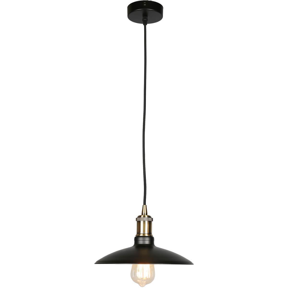 Подвесной светильник Omnilux OML-90806-01, E27, 60 Вт