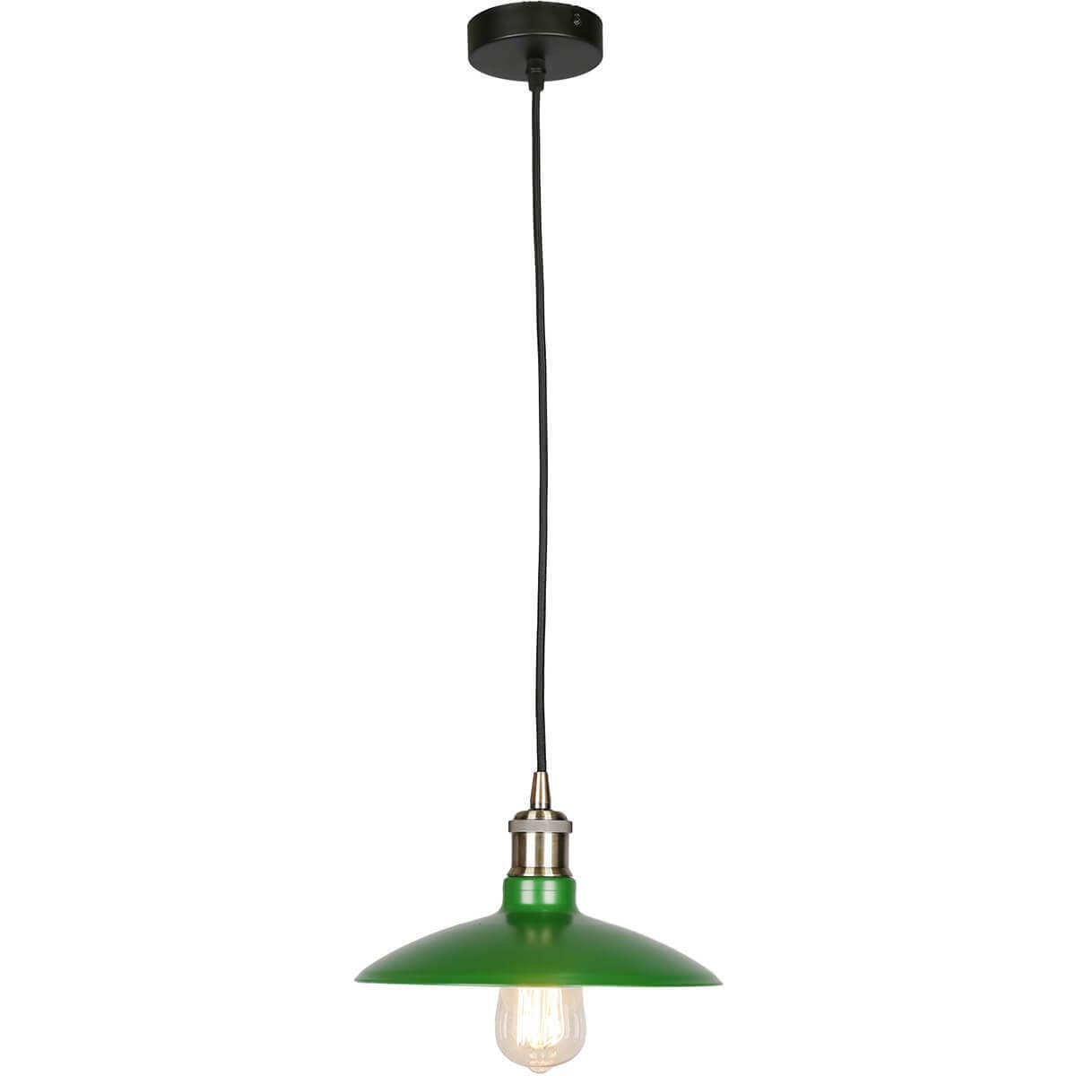 Подвесной светильник Omnilux OML-90826-01, E27, 60 Вт