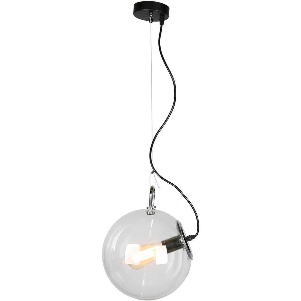 Подвесной светильник Omnilux OML-91406-01, E27, 60 Вт