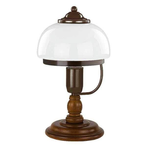 купить Настольный светильник Alfa 16948, E27, 60 Вт по цене 5290 рублей