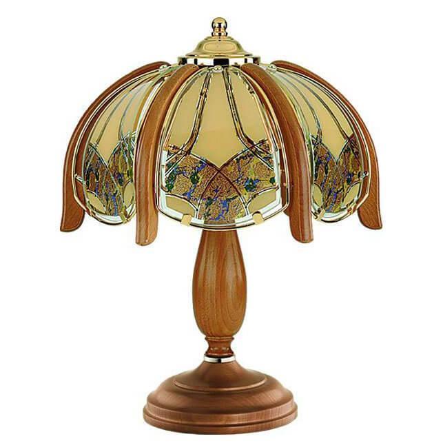 Настольный светильник Alfa 779, E14, 40 Вт