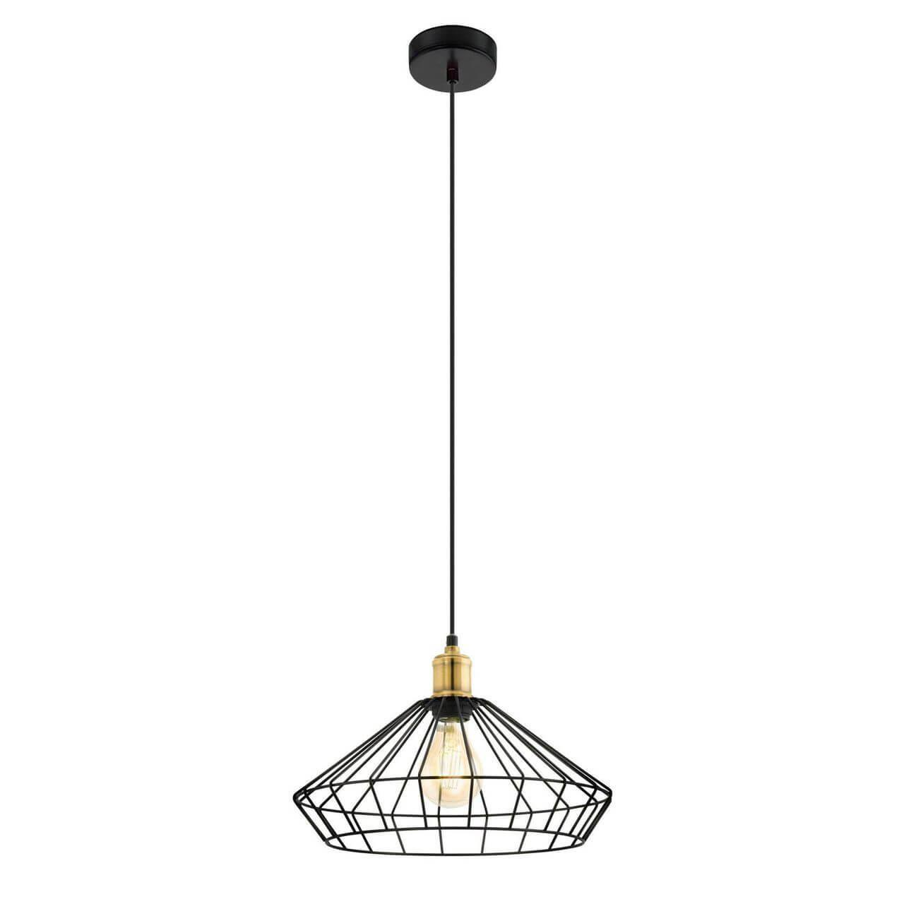 Подвесной светильник Eglo 49788, E27, 60 Вт цена