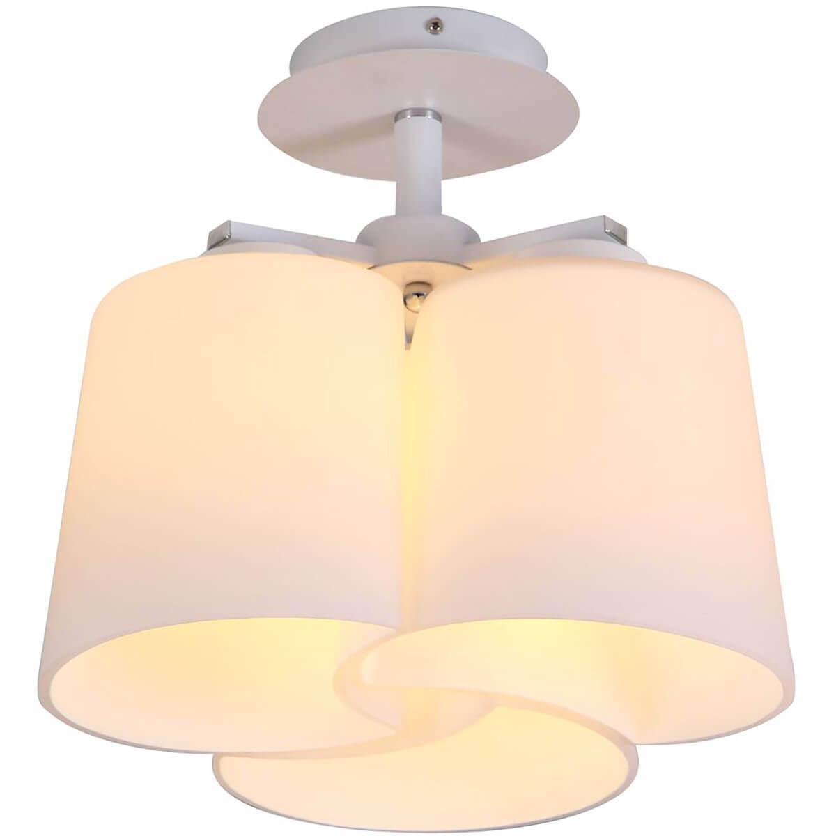 Потолочный светильник Omnilux OML-28107-03, E27, 60 Вт
