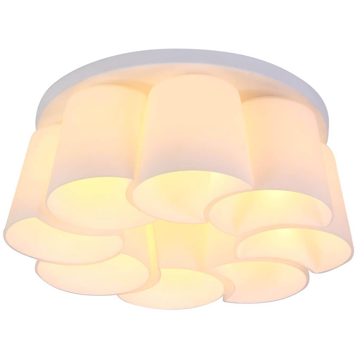Потолочный светильник Omnilux OML-28107-08, E27, 60 Вт
