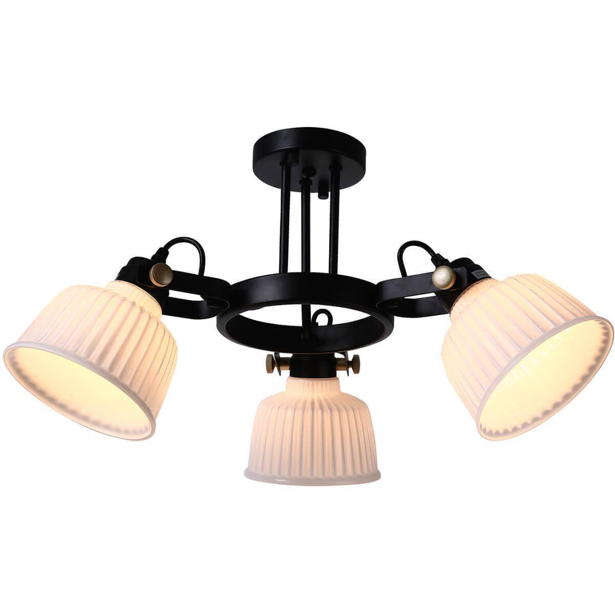 Потолочный светильник Omnilux OML-28207-03, E14, 40 Вт