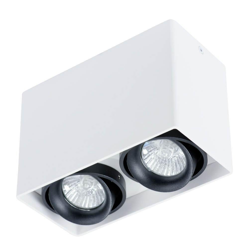 Потолочный светильник Arte Lamp A5655PL-2WH, GU10, 50 Вт потолочный светильник arte lamp torta lux a7135pl 2wh