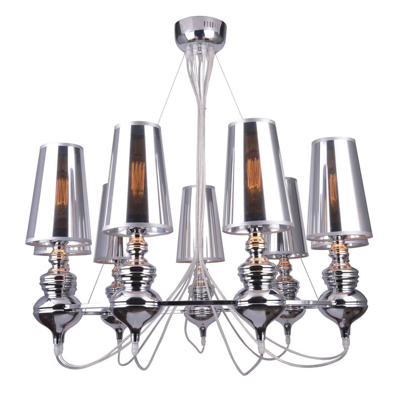 Подвесной светильник Arte Lamp A4280LM-9CC, E27, 40 Вт все цены