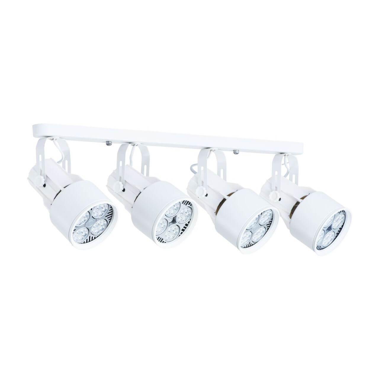 Спот Arte Lamp A6252PL-4WH, E27, 40 Вт цена 2017