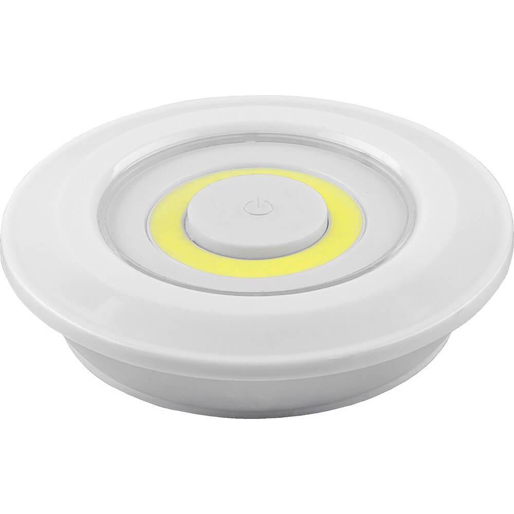 цены на Светодиодный светильник-кнопка Feron FN1207 (3шт.+пульт) 23378  в интернет-магазинах