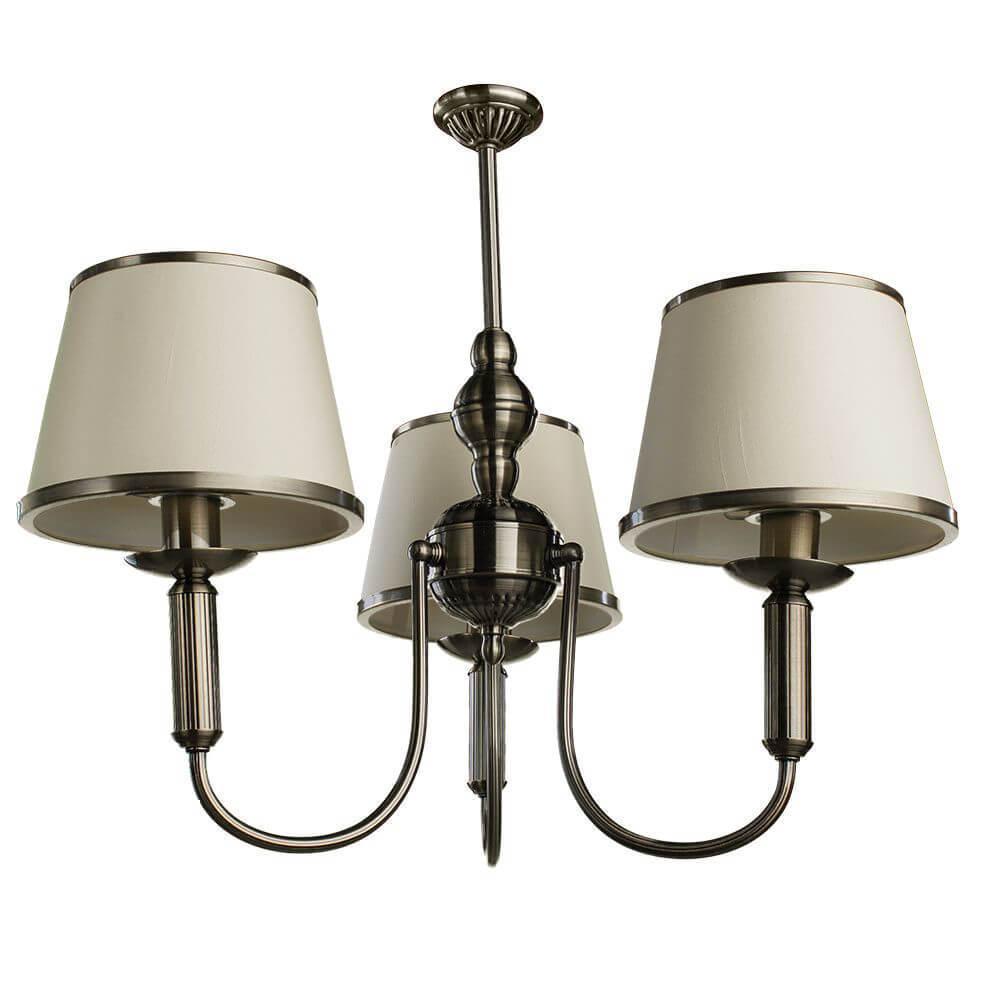 Потолочный светильник Arte Lamp A3579LM-3AB, E14, 40 Вт arte lamp alice a3579lm 3ab