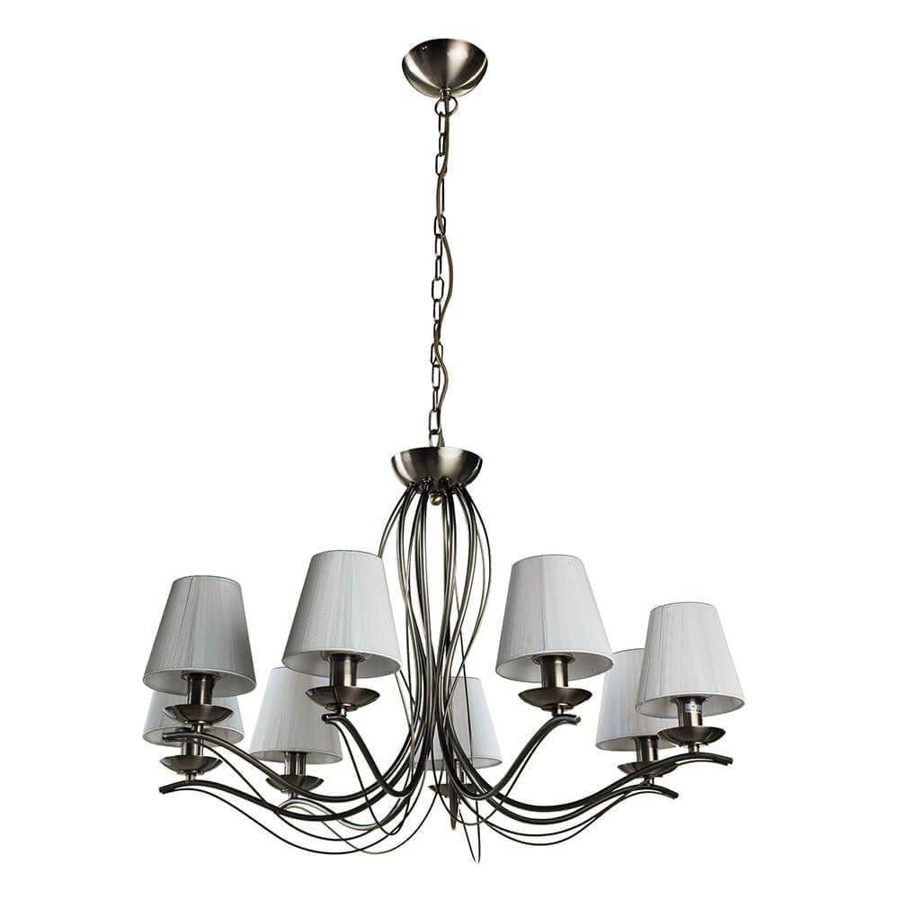 Подвесной светильник Arte Lamp A9521LM-8AB, E14, 40 Вт цена 2017