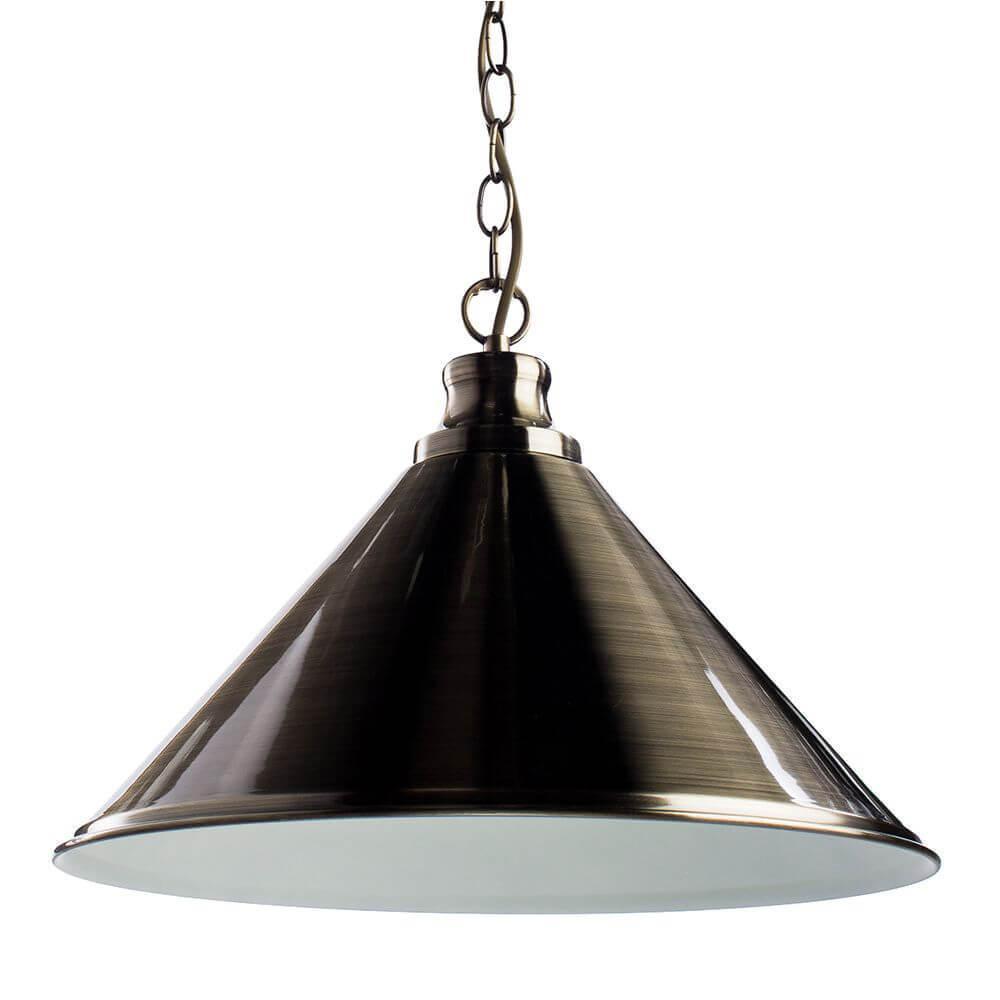 Подвесной светильник Arte Lamp A9330SP-1AB, E27, 75 Вт