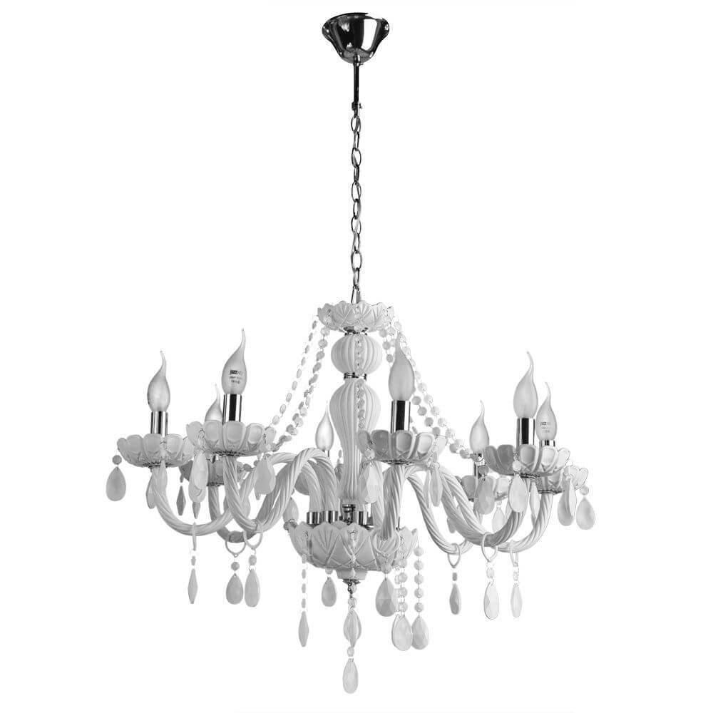 лучшая цена Подвесной светильник Arte Lamp A3964LM-8WH, E14, 60 Вт