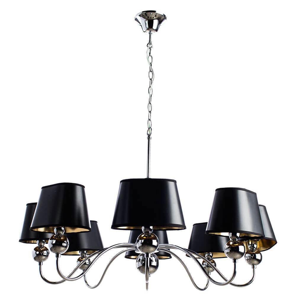 Подвесной светильник Arte Lamp A4011LM-8CC, E14, 40 Вт arte lamp люстра artelamp a4011lm 8cc