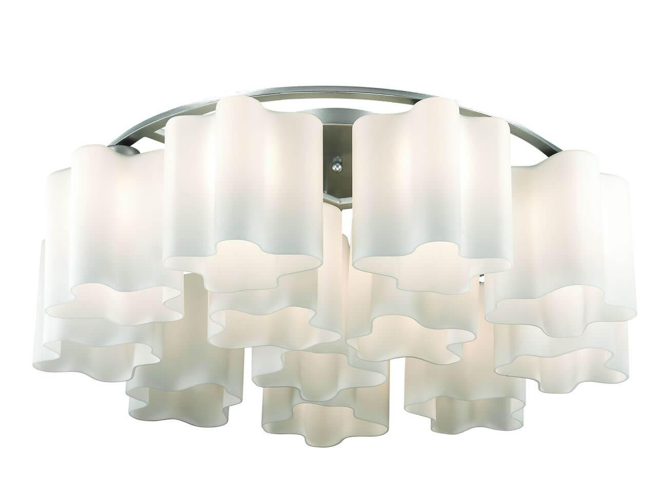 Потолочный светильник ST Luce SL116.052.12, E27, 60 Вт бра st luce onde e27 60w sl116 501 01
