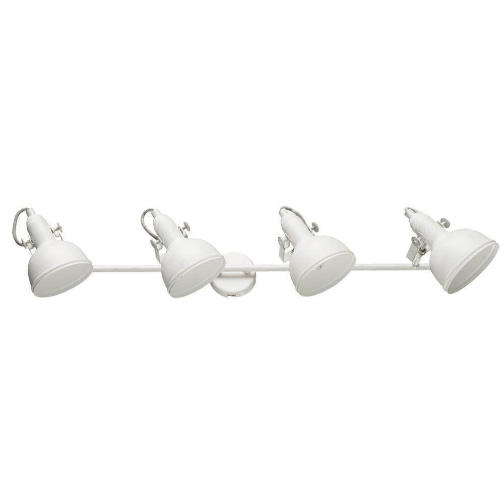 Спот Arte Lamp A5215PL-4WG, E14, 40 Вт
